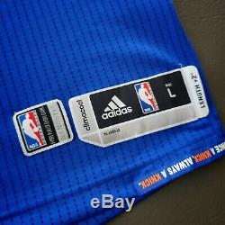 100% Authentic Carmelo Anthony Knicks Game Issued Jersey Size L+2 worn used