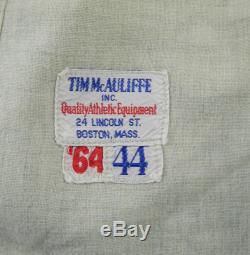 1964 Kansas City Athletics Luke Appling #44 Game Used Green Vest Jersey 13936