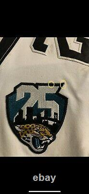 2019 NFL 100 Authentic Game Worn Used Jalen Ramsey Jaguars Rams Jersey 3 Games