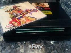 6 Games Lots Bundle Neo Geo Aes U. S Version Very Rare 100% Authentic