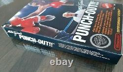 AUTHENTIC Mike Tyson's Punch-Out for Nintendo (NES)(CIB) CANADIAN MATTEL version