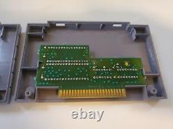 Aero Fighters SNES (Super Nintendo, 1994) Pre-Owned, Authentic