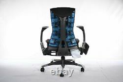 Authentic Herman Miller X Logitech G Embody Gaming Chair DWR