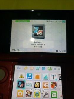 Authentic Pokemon Black Version 2 (Nintendo DS) FULLY FUNCTIONAL