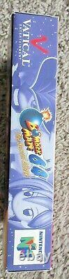 Bomberman 64 The Second Attack! Authentic Box Only Nintendo 64 N64 No Game
