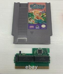 Bonk's Adventure NES Cartridge only Good Condition Rare Authentic