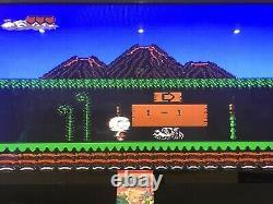 Bonk's Adventure Rare NES Game With Original Authentic Cartridge And Box