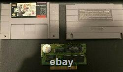 Chrono Trigger (Super Nintendo Entertainment System, 1995) Authentic/Tested Cart