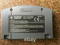 Conker's Bad Fur Day N64 Authentic European Version PAL near mint LOOK