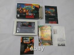 Donkey Kong Country 3 SNES Super Nintendo Complete in box CIB AUTHENTIC