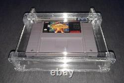EarthBound (SNES, 1995) WATA Graded 6.0 FN Authentic 25 Year Old Game Cartridge