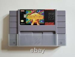 EarthBound (Super Nintendo Entertainment System, 1995) AUTHENTIC, CLEAN, RARE