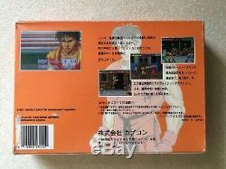 Final Fight Guy CIB (Super Nintendo, 1992), SNES, Actual Pics. Authentic
