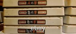 Game Used BASE San Francisco Giants MLB Authenticated HOLO! You Pick The Base