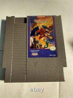 Gargoyles Quest 2 NES Authentic Cart Tested Free Shipping