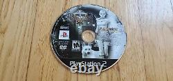 Haunting Ground Sony PlayStation 2 PS2 Game Complete CIB Lot AUTHENTIC & TESTED