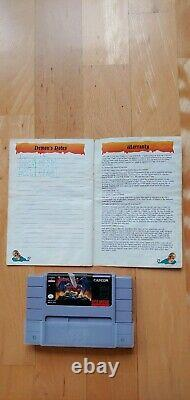 Horror Games Lot! Snes Super Nintendo! Rare! Authentic