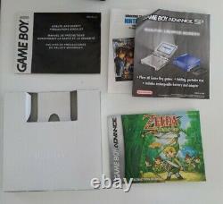 Legend of Zelda The Minish Cap (Game Boy Advance, 2005) authentic complete CIB
