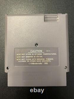 Little Samson NES Authentic