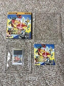 Magical Chase CIB (Turbografx 16) 100% Authentic HOLY GRAIL