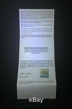 Michael Jordan Signed Game-Used Bulls Shorts Auto Autograph UDA Authentic