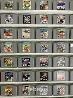 N64 Complete US Set All 296 + 4 Rare Alternates No Mercy -1 + More All Authentic