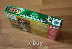 N64 Conker's Bad Fur Day COMPLETE in BOX (Authentic) Nintendo 64 CIB