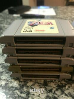 N64 Game Lot Zelda Oot + Majoras Pokemon Blue GameBoy Yoshi Story 100% Authentic