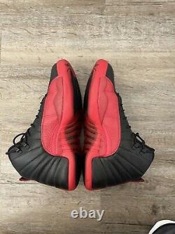 Nike Air Jordan 12 Retro Flu Game 2016 Men Size 10.5 Very Nice! 100% Authentic