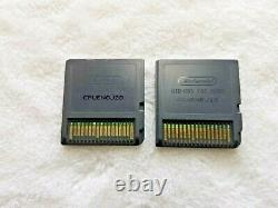 Nintendo DS/3DS Lot 8 Pokemon GAMES Black 2 + HeartGold + MORE, AUTHENTIC