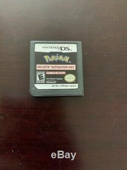 Nintendo DS Pokemon Meloetta Distribution Cartridge NTR-Y9HE 3DS / 2DS Authentic