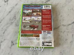 OutRun 2006 Coast 2 Coast (Microsoft Xbox, 2006) Complete In Box CIB Authentic