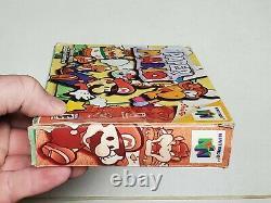 Paper Mario Authentic Complete Nintendo 64 N64 Game CIB