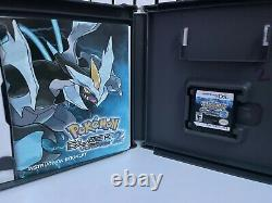 Pokemon Black Version 2 (Nintendo DS, 2012) Authentic CIB