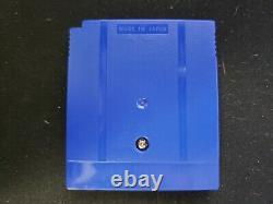 Pokemon Blue Version (Nintendo Game Boy) Complete CiB / Authentic / Saves / VGC