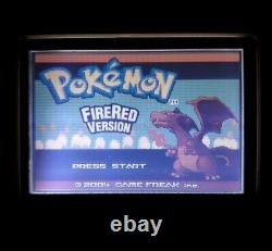 Pokemon Fire Red (Game Boy Advance, GBA) CIB Complete In Box, Authentic & Tested