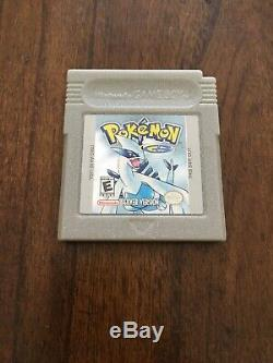 Pokemon Gameboy Color Lot Authentic And Tested Red, Blue, Yellow, Gold, And Silver