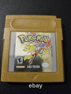 Pokemon Gold, Silver, Pearl, Black 2, Sun, and Ultra Moon Lot (AUTHENTIC)