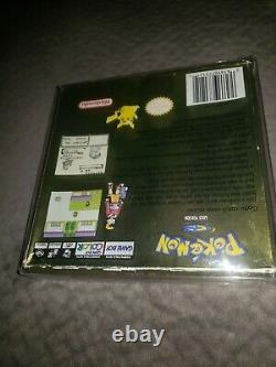 Pokemon Gold Version In Box AUTHENTIC Nintendo gameboy color Box Manual Look