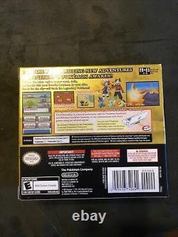 Pokemon HeartGold Version (Nintendo DS) Authentic Genuine Tested Box Case Manual