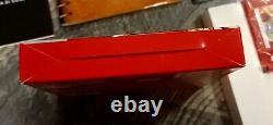 Pokemon Red Version Nintendo Game Boy Complete In Box CIB Authentic Excellent