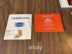 Pokemon Ruby Version (Nintendo GameBoy Advance, GBA) Complete in Box Authentic