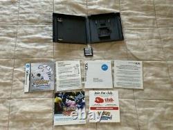 Pokemon Soul Silver Version (Nintendo DS 2010) Complete Not For Resale Authentic