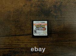 Pokemon White Version 2 100% Authentic (Nintendo DS, 2012)