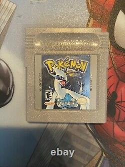 Pokemon gameboy Games authentic Lot Pokémon Yellow, red, blue, gold, silver