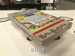 RARE Panic Restaurant Complete in Box CIB Nintendo NES Authentic Nice