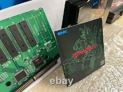 Rare Metal Slug 3 Jap Neo Geo AES SNK with Pcb Pictures 100% Legit/Authentic