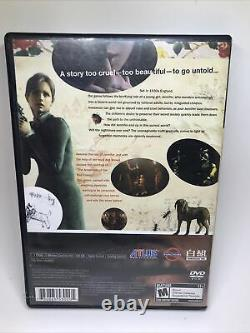 Rule of Rose (Sony PlayStation 2, PS2) Complete -Tested Authentic. Altus