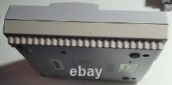 SNES Super Nintendo Console Bundle with 3 games. Tested Authentic Working