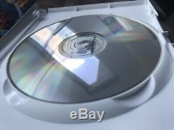 Snatcher (Sega CD, Authentic US Version) Disc, Manual